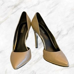 Kenneth Cole Reaction | Taupe / Gray Heels